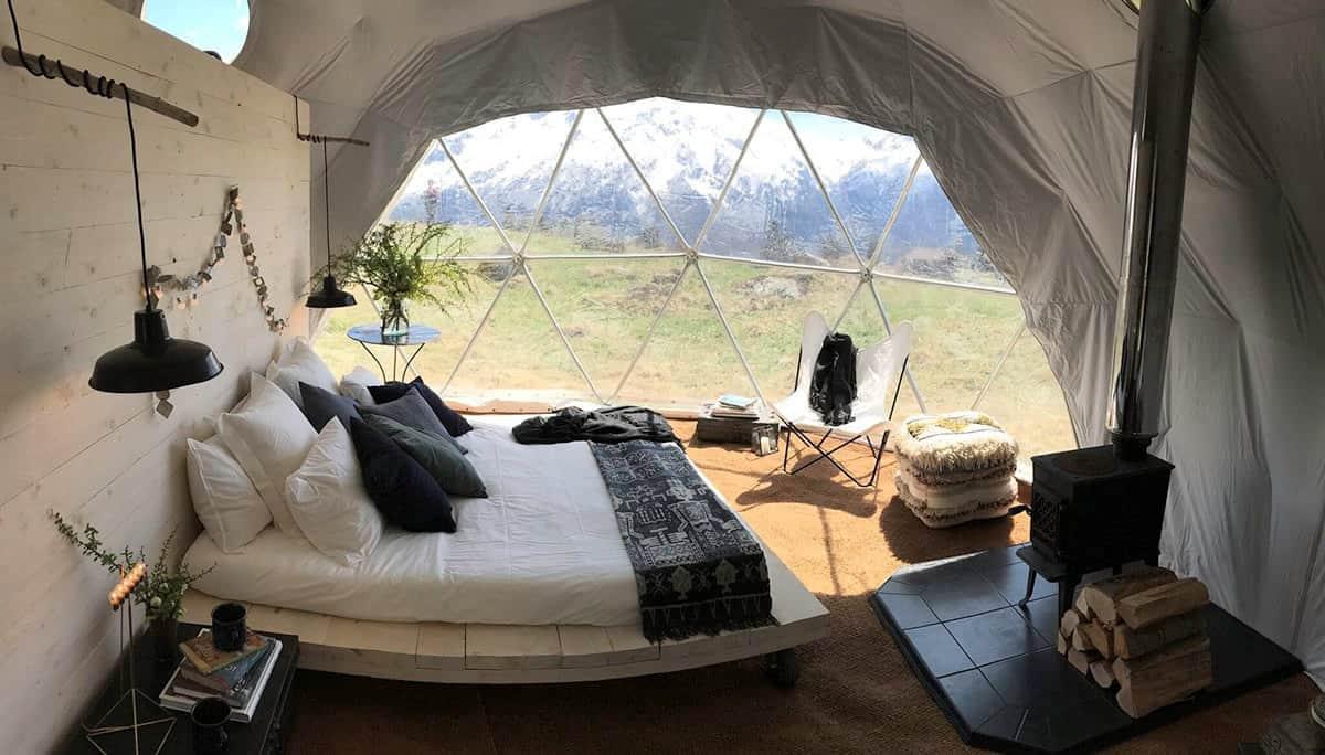 glempinga maja tents telts